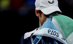Andy Murray, eliminat de la Australian Open dupa un meci fantastic de peste 4 ore