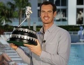 Andy Murray incheie anul cu inca o performanta importanta