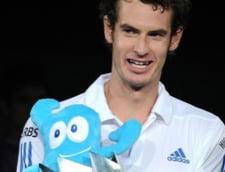 Andy Murray l-a batut pe Federer si a castigat Mastersul de la Shanghai