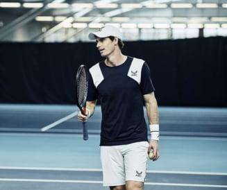 Andy Murray rateaza Australian Open