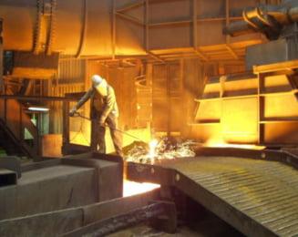 Angajatii ArcelorMittal au fost trimisi in somaj tehnic