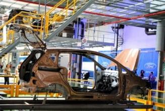 Angajatii Ford Romania vor primi cate o prima de Paste de aproape 1.000 de lei