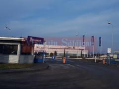 Angajatii Michelin Zalau au intrerupt activitatea in semn de protest