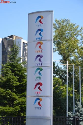 Angajatii TVR raman cu salariile intregi