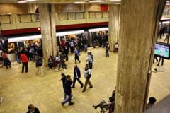 Angajatii de la Metrou resping eliminarea sporului pentru conditii speciale si ameninta cu greva