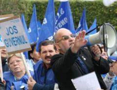 Angajatii de la Posta ies in strada - protest dupa Paste fata de scaderea salariilor