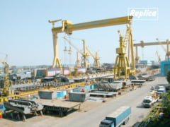 Angajatii de la Santierul Naval Daewoo Mangalia au incetat greva
