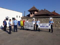 Angajatii din penitenciare, amenintati sa nu participe la proteste