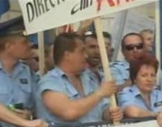Angajatii penitenciarelor au plecat, refuzand negocierea cu Ministerul Justitiei