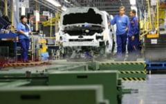 Angajatii uzinei Ford din Craiova au intrat in somaj tehnic pentru a patra oara. Vanzarile modelului B-Max sunt in scadere