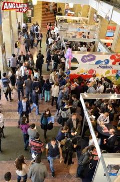 Angajatori de TOP Bucuresti 2014 - mii de joburi la companii de renume