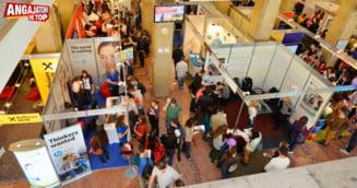 Angajatori de Top: Te asteapta 3400 de oportunitati de cariera