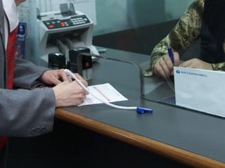 Angajatul unei banci BRD din Bucuresti a furat din conturi 40.000 de lei