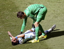 Angel Di Maria, veste teribila dupa accidentarea suferita cu Belgia la CM 2014