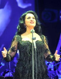 Angela Gheorghiu le-a adus in concert un omagiu Doinei Badea si lui Marius Teicu