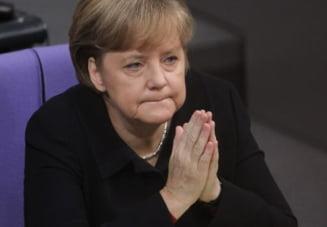 Angela Merkel: Criza din zona euro nu s-a incheiat