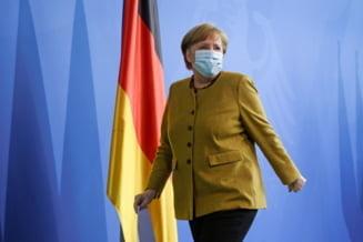 "Angela Merkel condamna ""atacurile teroriste"" ale Hamas si apara ""dreptul Israelului la legitima aparare"""