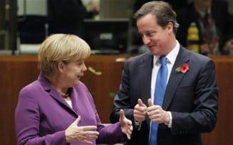 Angela Merkel ii apara pe imigranti: Cancelarul prefera ca Marea Britanie sa iasa din UE