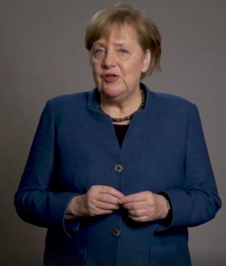 Angela Merkel isi inchide pagina de Facebook, unde o urmareau 2,5 milioane de oameni, dar ramane pe Instagram