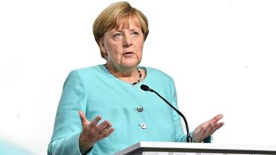 """Angela Merkel le cere compatrioţilor să-l voteze pe Armin Laschet pentru ca Germania """"să rămână stabilă"""""""