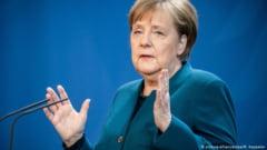 Angela Merkel se asteapta la o agravare a epidemiei de COVID-19