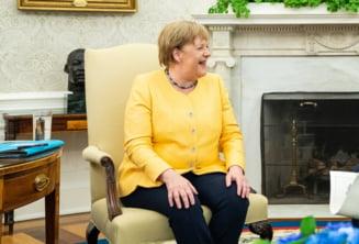 Angela Merkel se va întâni cu Putin și Zelenski. Pe agenda discuțiilor, gazoductul Nord Stream 2 și conflictul ruso-ucrainean