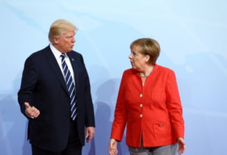 """Angela Merkel si Donald Trump sunt """"ingrijorati"""" de armele """"invincibile"""" ale Rusiei"""