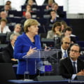 Angela Merkel spune ca este pregatita sa se vaccineze cu serul AstraZeneca. Cancelarul german, gata sa comande vaccinul Sputnik V daca este autorizat in UE