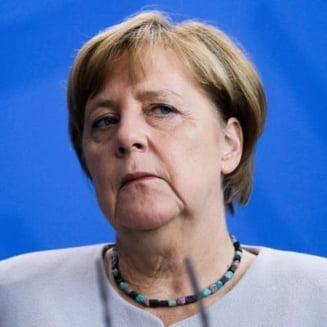 Angela Merkel sustine atacul din Siria: A fost necesar si adecvat