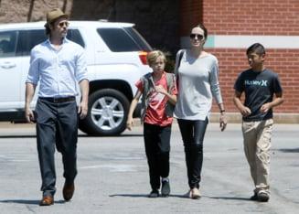 Angelina Jolie, despre problemele din casnicie si dorinta de a nu muri pana la 50 de ani