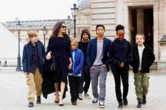 Angelina Jolie si Brad Pitt au ajuns la o intelegere privind custodia copiilor