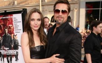 Angelina Jolie si Brad Pitt au locuri speciale pentru sex (Video)