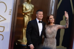 Angelina Jolie si Brad Pitt divorteaza: Povestea lor de 12 ani, in imagini