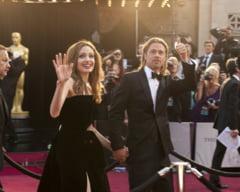Angelina Jolie si Brad Pitt merg pana la capat cu divortul. La ce intelegere au ajuns