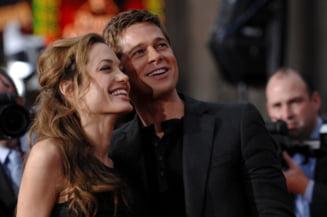 Angelina Jolie si Brad Pitt s-au inteles legat de custodia copiilor