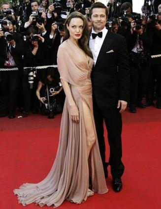 Angelina Jolie si Brad Pitt s-au mutat la Londra - Vezi cat platesc chirie
