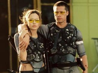 Angelina Jolie si Brad Pitt vor juca din nou impreuna - iata primele detalii despre film