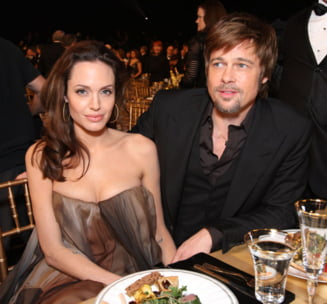 Angelina Jolie si Brad Pitt vor juca din nou impreuna