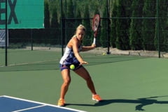 Angelique Kerber, despre eliminarea din primul tur de la US Open