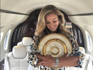 Angelique Kerber, despre posibilitatea de a o intrece pe Simona Halep in clasamentul WTA