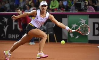 Angelique Kerber explica victoria clara in fata Irinei Begu - unde s-a facut diferenta si ce ii place in Romania