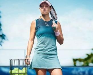 Angelique Kerber pierde la Sydney, iar Simona Halep se distanteaza in clasamentul WTA