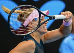 Angelique Kerber revine si se califica in semifinale la Doha
