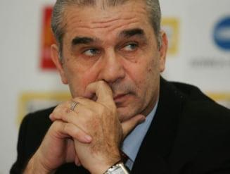 Anghel Iordanescu, atac la adresa lui Reghecampf