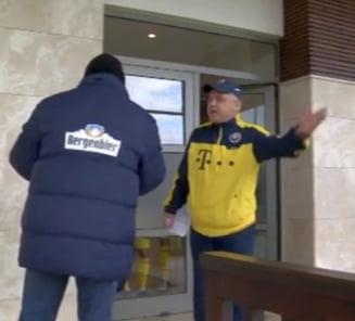 Anghel Iordanescu, scos din sarite de Steaua: Nu stam dupa ei!