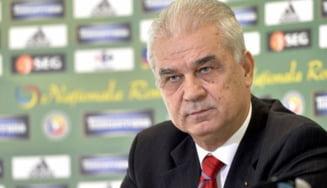 Anghel Iordanescu a anuntat stranierii pentru meciurile cu Finlanda si Feroe