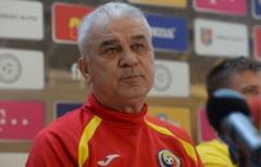 Anghel Iordanescu vorbeste despre meciul cu Suedia in ziua in care a implinit 70 de ani: As face mai repede cateva schimbari...