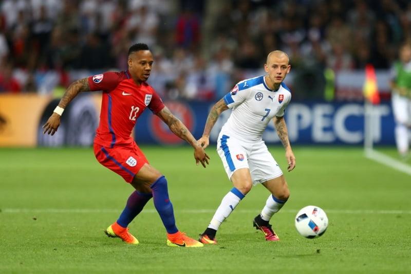 Anglia a remizat cu Slovacia la EURO 2016