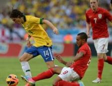 Anglia a stricat sarbatoarea Braziliei pe Maracana (Video)