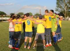 "Aniel Nedelcu/ ,,Astazi am scris istorie in fotbalul din comuna Borcea"""